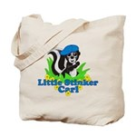 Little Stinker Carl Tote Bag