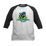Little Stinker Carl Kids Baseball Jersey