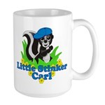 Little Stinker Carl Large Mug