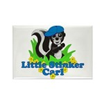 Little Stinker Carl Rectangle Magnet
