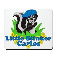 Little Stinker Carlos Mousepad