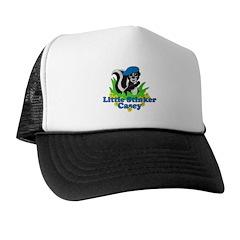Little Stinker Casey Trucker Hat