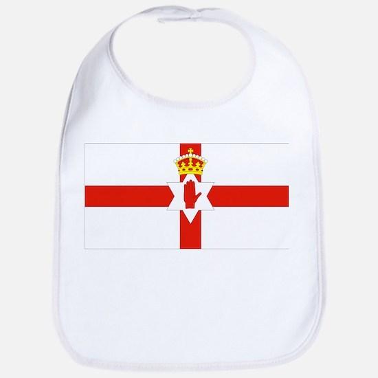 Northern Ireland Flag Bib