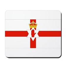 Northern Ireland Flag Mousepad