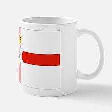 Northern Ireland Flag Mug