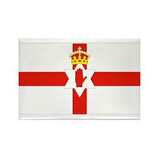 Northern Ireland Flag Rectangle Magnet