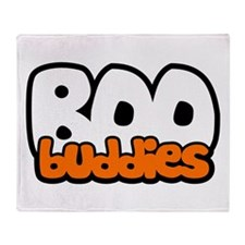 Boo Buddies Throw Blanket