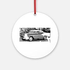 Vintage Ride - Belair Ornament (Round)