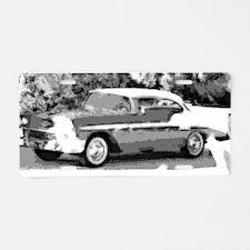 Vintage Ride - Belair Aluminum License Plate