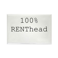 RENThead Rectangle Magnet