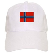Norwegian Flag Baseball Cap