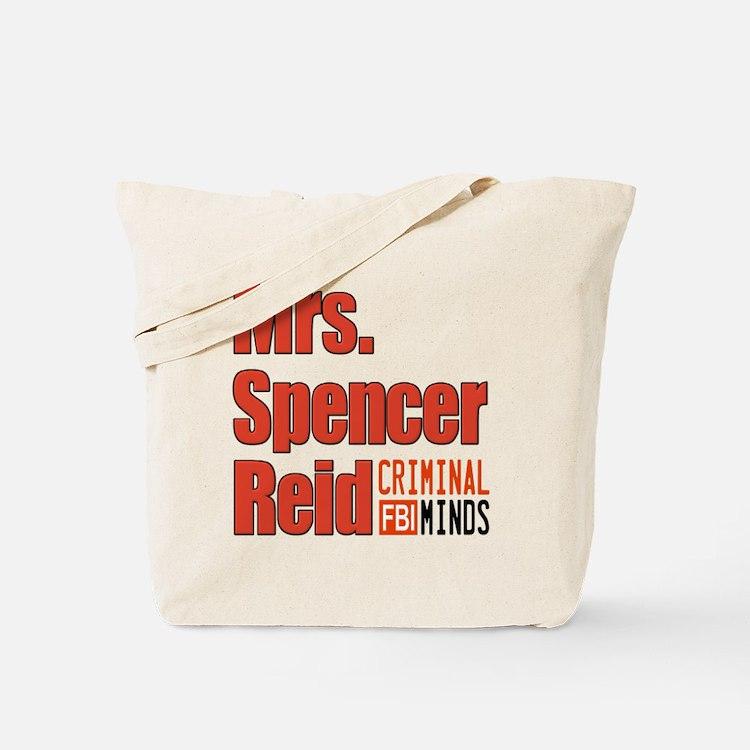 Mrs. Spencer Reid Tote Bag