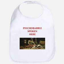 psychology joke Bib