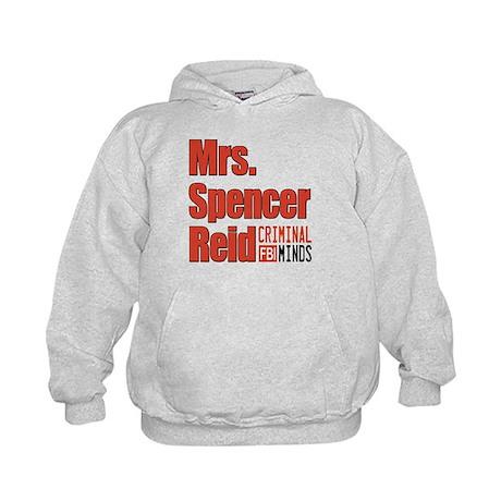 Mrs. Spencer Reid Kids Hoodie