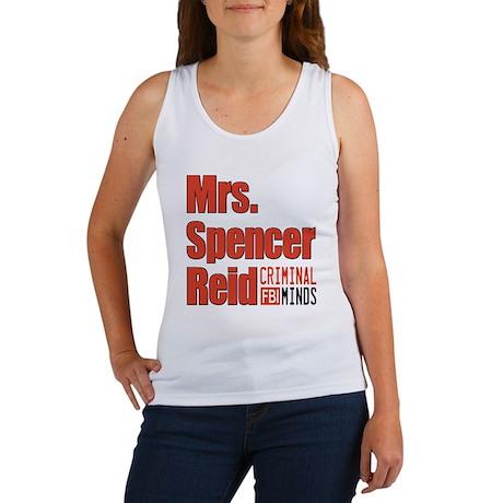 Mrs. Spencer Reid Women's Tank Top
