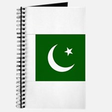 Pakistani Flag Journal