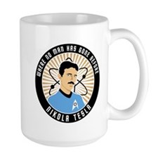 Science Officer Tesla Mug