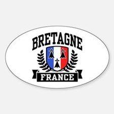 Bretagne France Decal
