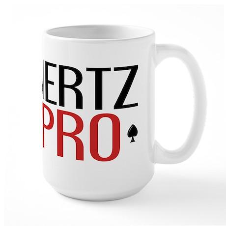 Nertz Pro Large Mug