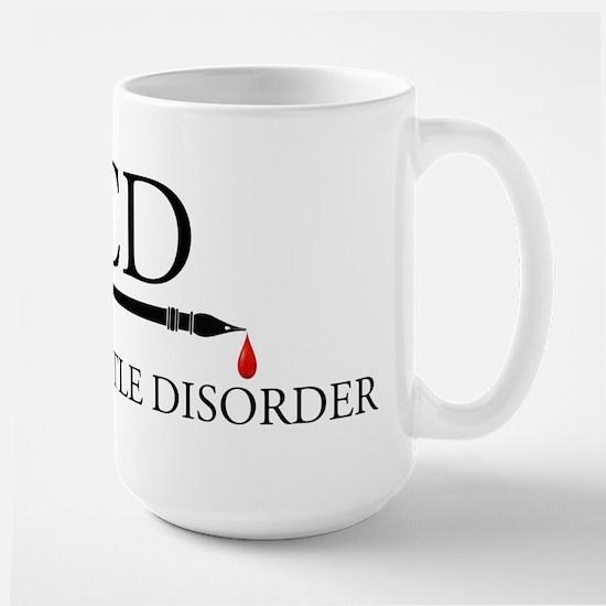 OCD Large Mug
