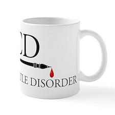 OCD Small Mugs
