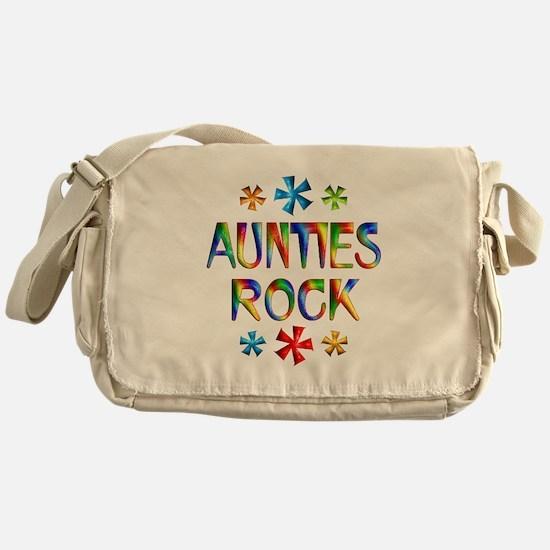 Auntie Messenger Bag
