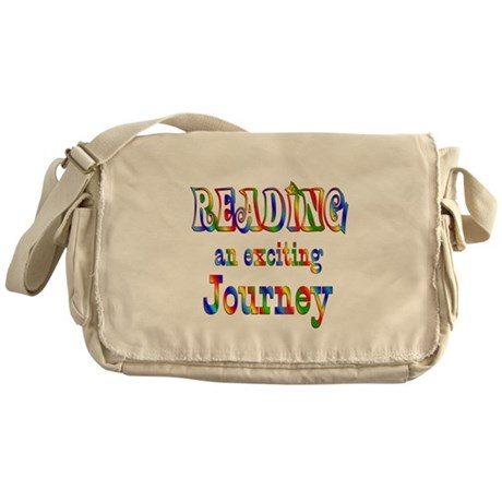 Reading Messenger Bag