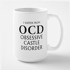 OCD Ceramic Mugs