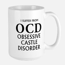 OCD Coffee Mug