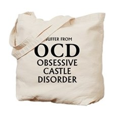 OCD Tote Bag
