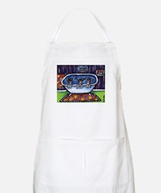 RATTIE bath time BBQ Apron