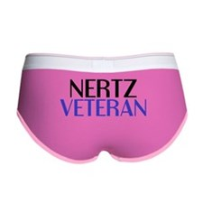 Nertz Vet Women's Boy Brief