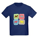 Akita Kids Dark T-Shirt