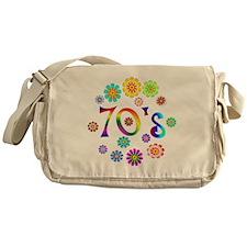 70s Messenger Bag