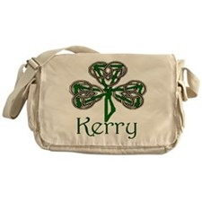 Kerry Shamrock Messenger Bag