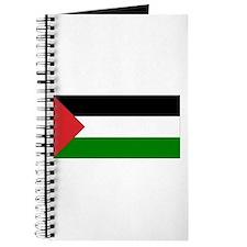 Palestinian Flag Journal