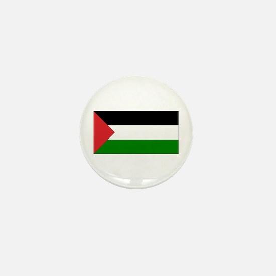 Palestinian Flag Mini Button