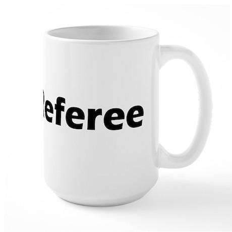 Nertz Ref Large Mug