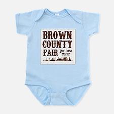 Brown County Fair (Border) Infant Bodysuit