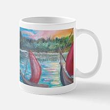 Sailboat Mug