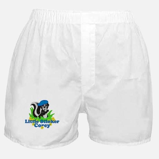 Little Stinker Corey Boxer Shorts