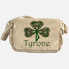 Tyrone Shamrock Messenger Bag