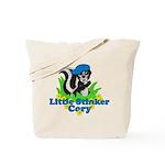 Little Stinker Cory Tote Bag