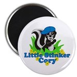 Little Stinker Cory Magnet