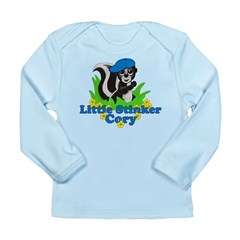 Little Stinker Cory Long Sleeve Infant T-Shirt