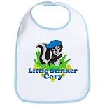 Little Stinker Cory Bib
