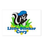 Little Stinker Cory Postcards (Package of 8)