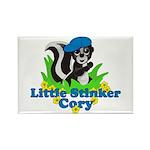 Little Stinker Cory Rectangle Magnet
