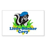 Little Stinker Cory Sticker (Rectangle)