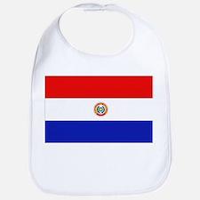 Paraguay Flag Bib